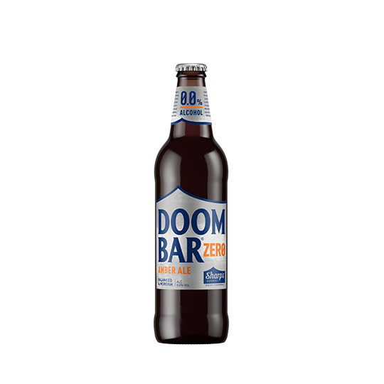 Doom Bar Zero 500ml Bottles