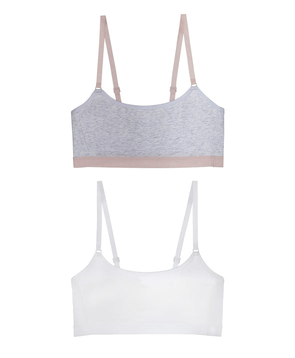 Sporty Delight Cami Crop Vest - Young Hearts Lingerie