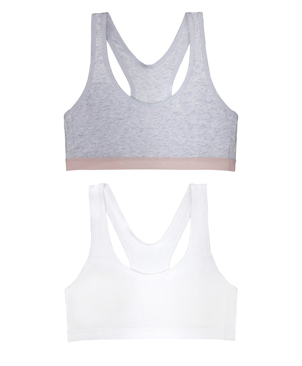 Sporty Delight Racer Back Vest - Young Hearts Lingerie
