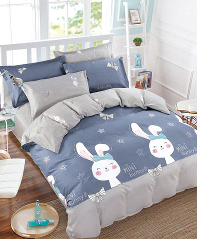 Lovely INS-Style Bedsheet Set