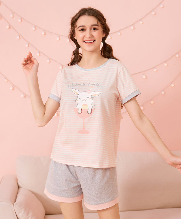 Party Bunny Sleep Set