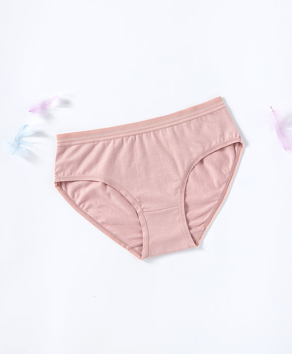Velvet Warm Cotton 5-pack Midi Panties