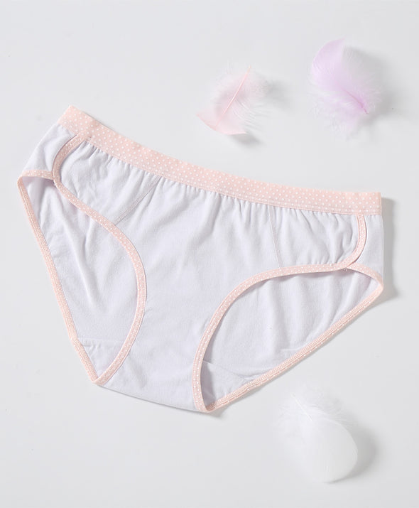 Cotton Sports Hipster Panties - Young Hearts Lingerie