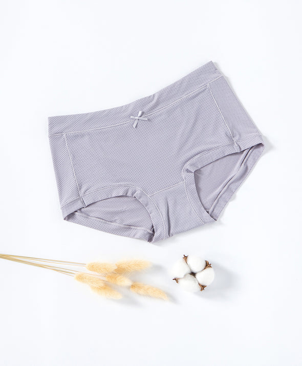 Comfy Mesh Boxshort Panties - Young Hearts Lingerie