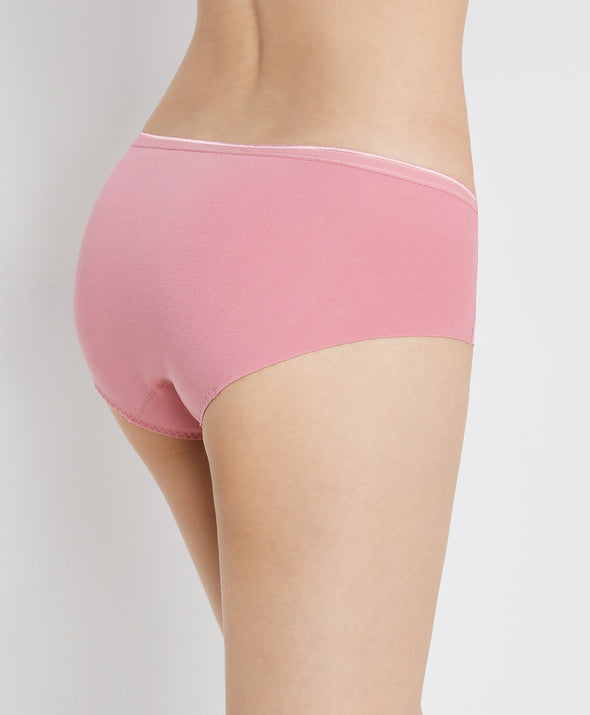 Cotton Rib Seamless Panties