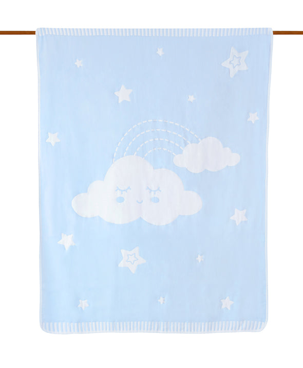 Quiet Sky Children Blanket