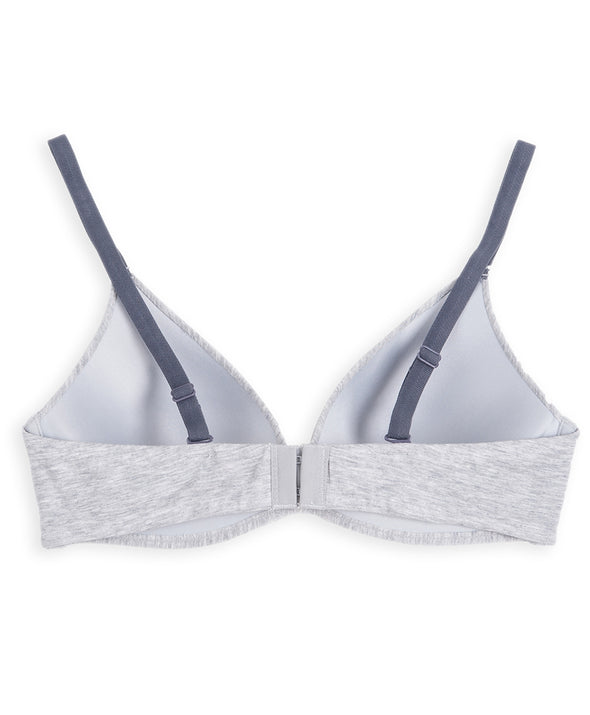 Basic Padded Triangle Push Up Bra - Young Hearts Lingerie