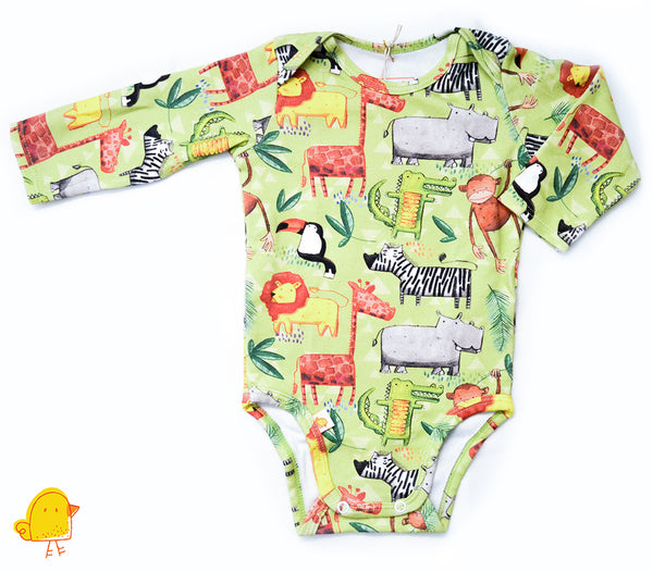 Jungle Journey Onesie