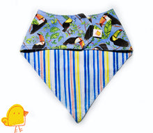 Load image into Gallery viewer, Caribe Bandana Bib