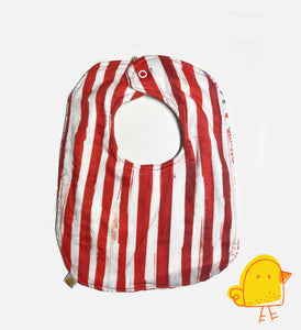 Circus Time Big Baby Bib