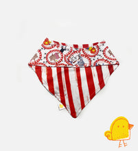 Load image into Gallery viewer, Circus Time Bandana Bib