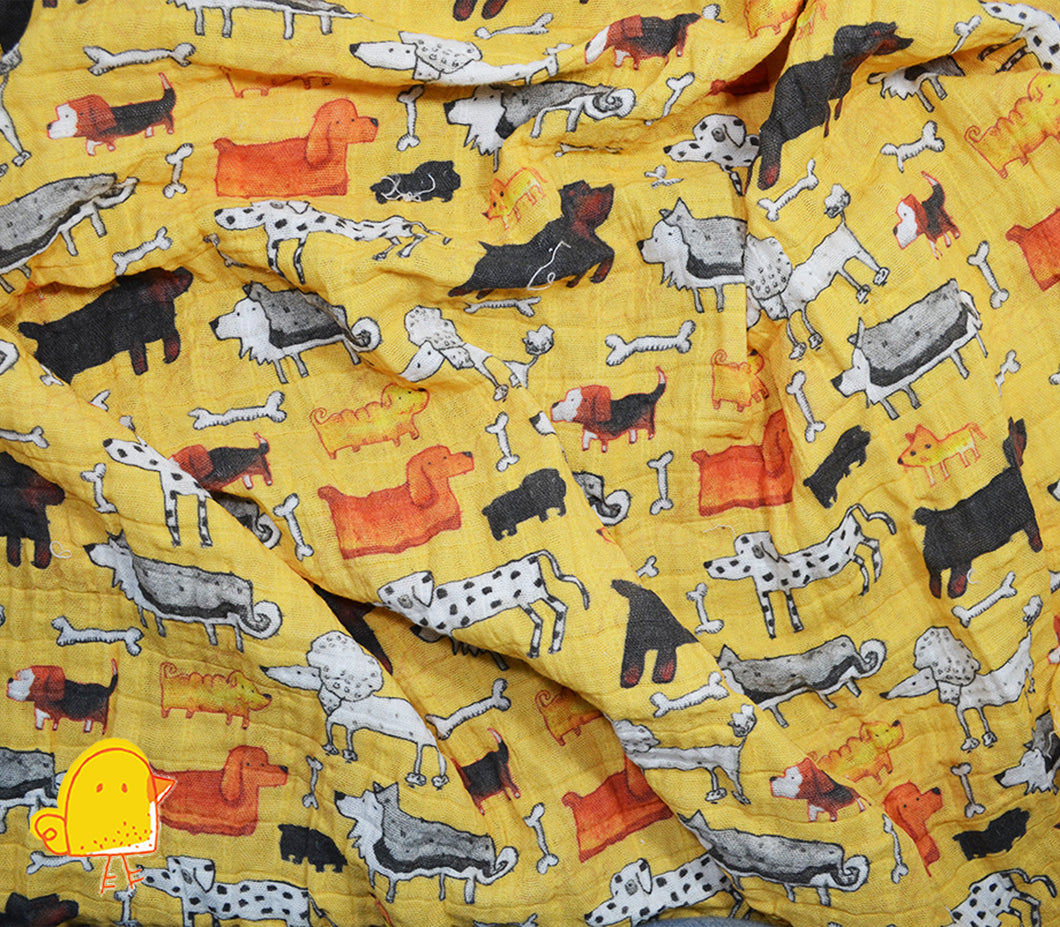 Woof! Swaddle