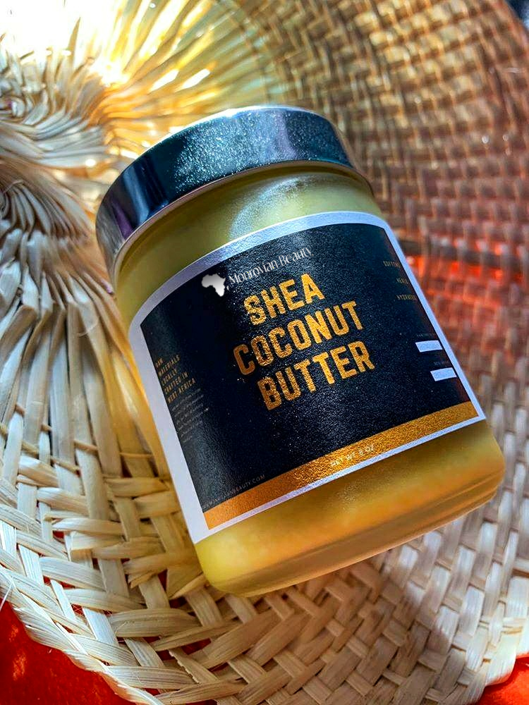 Shea Coconut Butter
