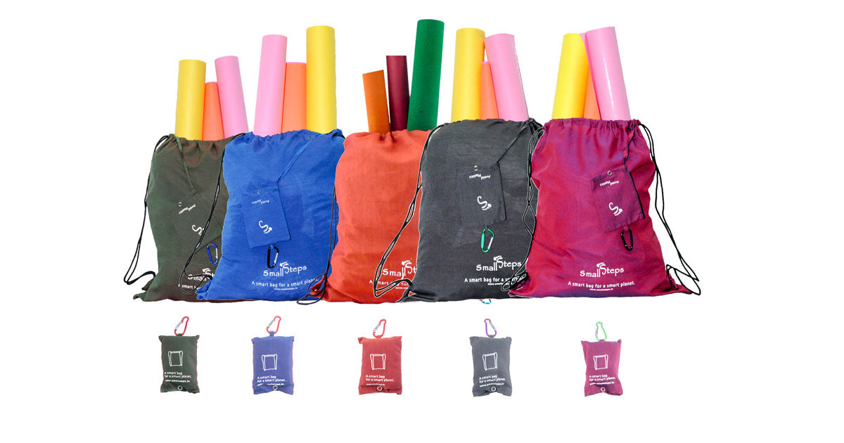 SmallSteps Blended Backpack (Set of 5 Colors) - Upasana Design Studio