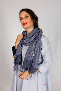 Cotton Scarf - VANA - Upasana Design Studio