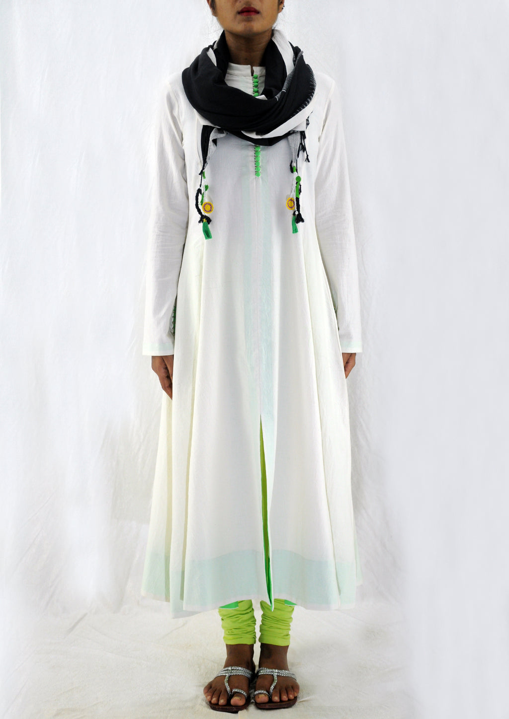 Dallia -Soft Cotton Kurta Dress