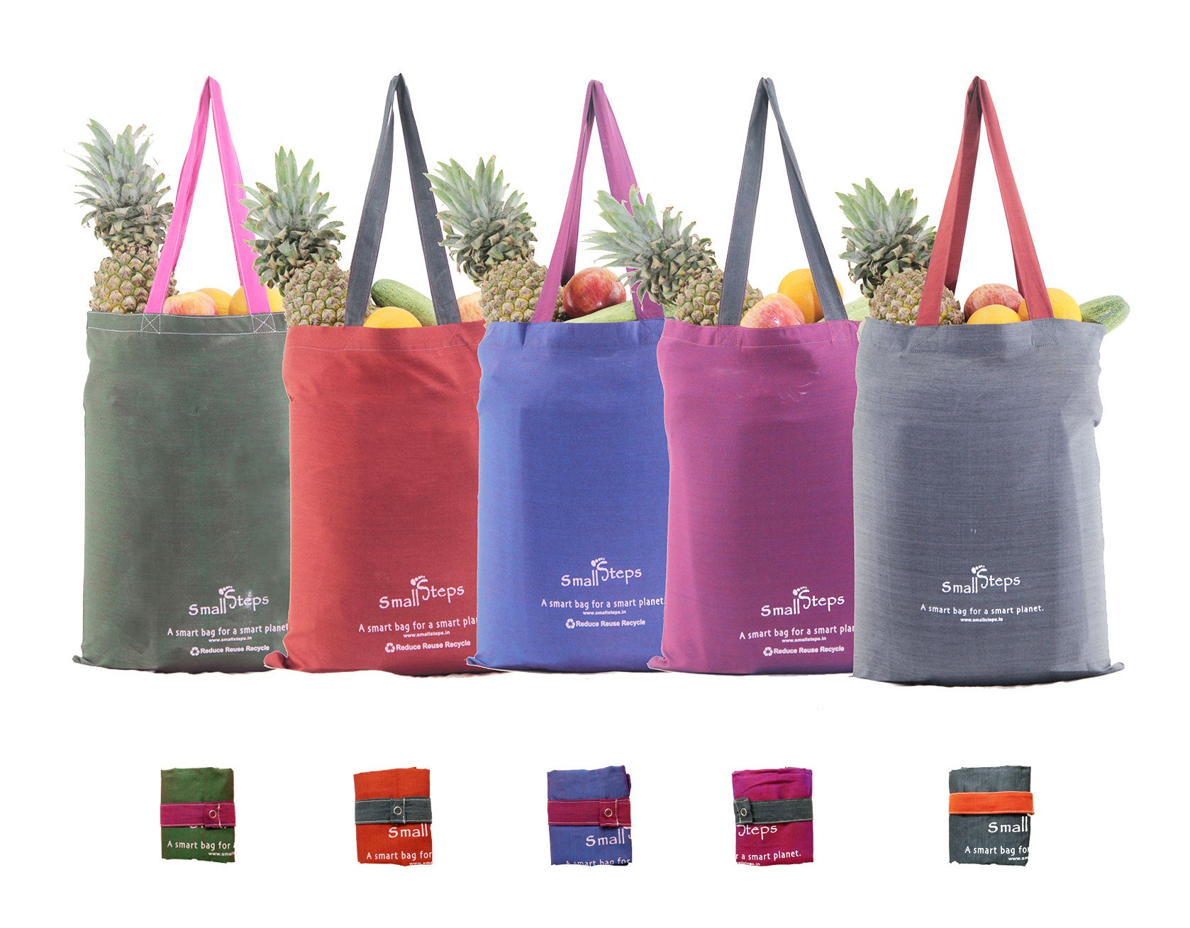 Tote (Set of 5) Blended - Upasana Design Studio