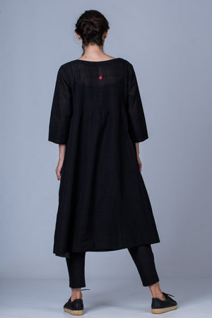 Handwoven Set Deva -Black