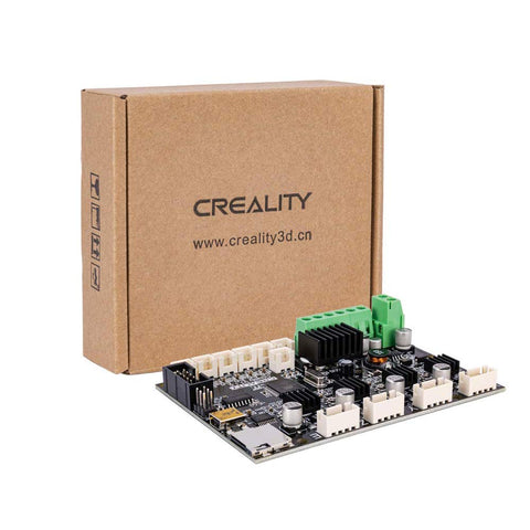 Creality Silent Mainboard V1.1.5 with TMC2208 Stepper Drivers For Ender 3 / Ender 3 Pro - DesignFlo