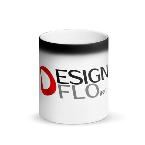 Matte Color Changing Magic Mug - DesignFlo