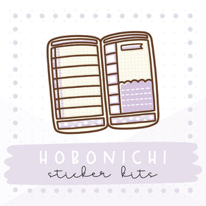 Hobonichi Weeks Kits