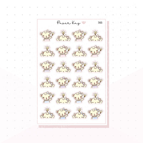 (165) Idea Planner Stickers