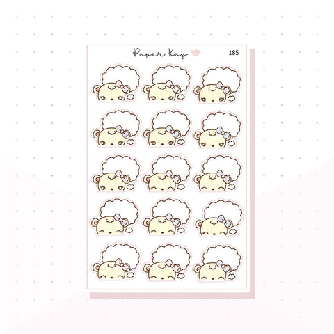 (185) Thought Bubble - Planner Stickers