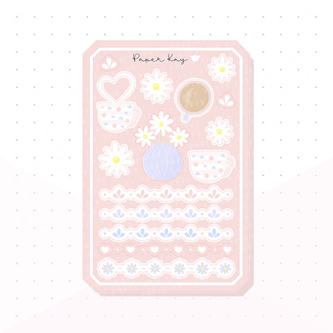 Mother's Day Bujo Deco Planner Stickers