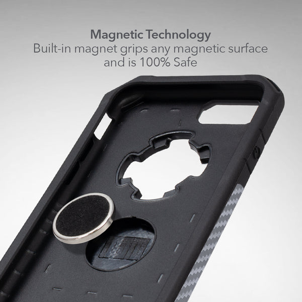 iPhone 8 / 7 / 6  Rugged  -  Gun Metal.