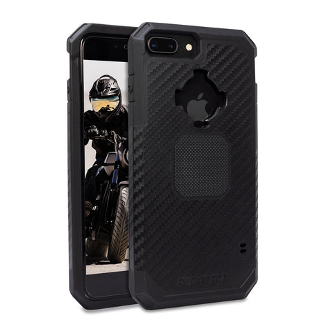 iPhone 8 / 7 / 6  Plus  Rugged  -  Black