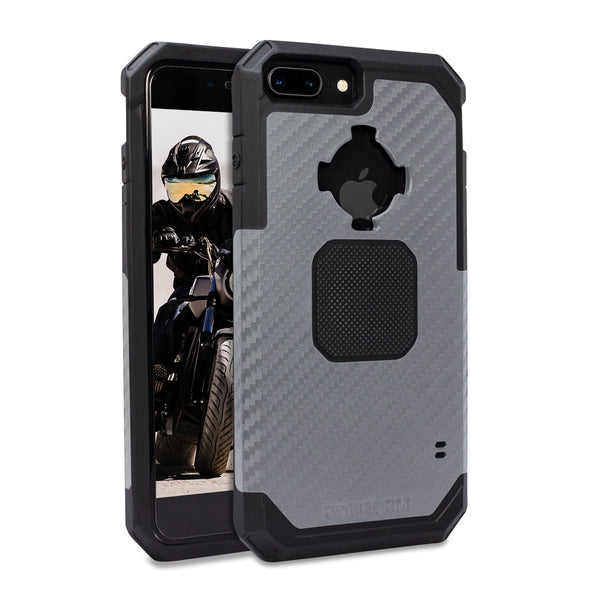 iPhone 8 / 7 / 6  Plus  Rugged  -  Gun Metal