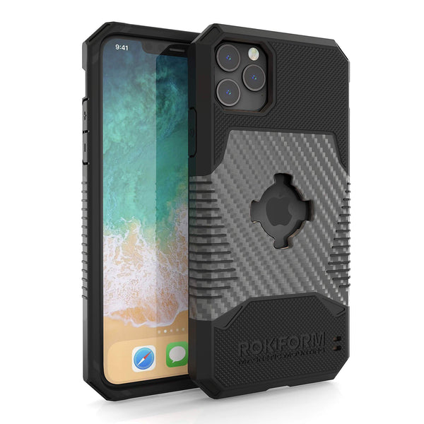 Rugged Case - iPhone 11 Pro Max Gunmetal