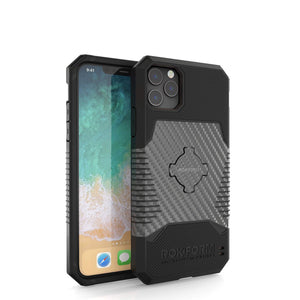 Rugged Case - iPhone 11 Pro Gunmetal