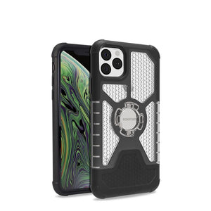 iPhone 11 Pro Crystal  -  Carbon Clear