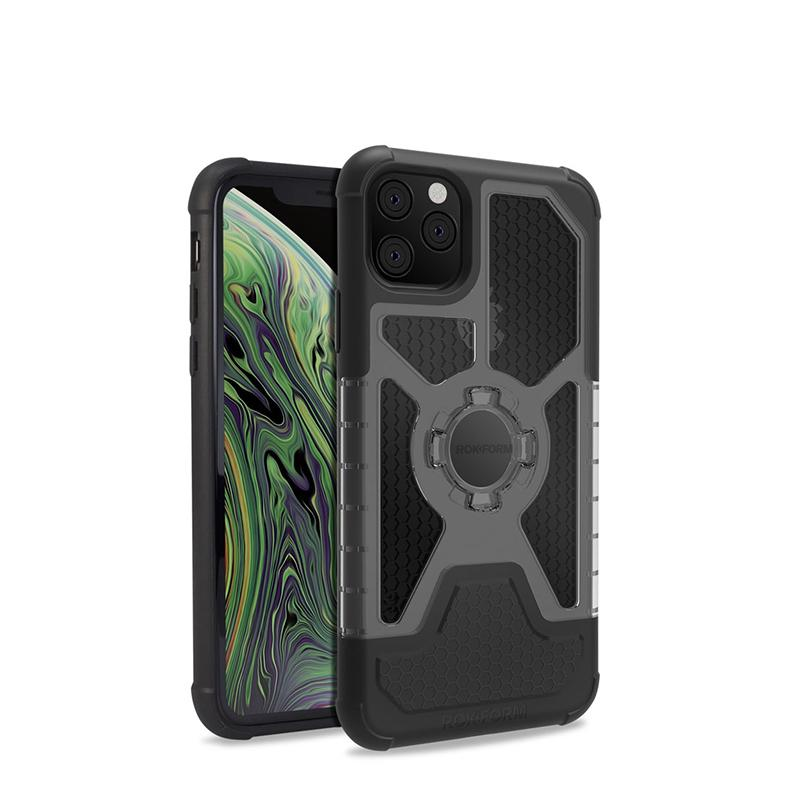 iPhone 11 Pro Crystal  -  Carbon Black