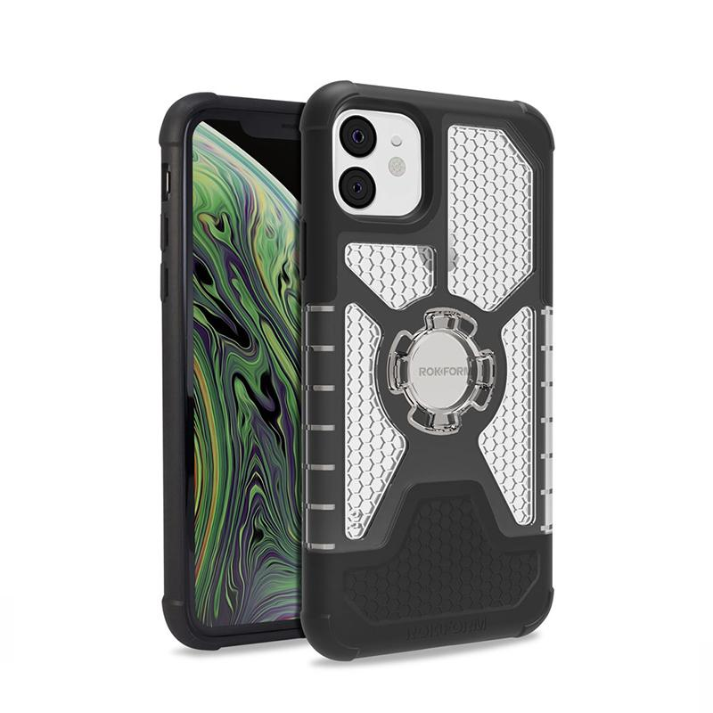 iPhone 11  Crystal  -  Carbon Clear