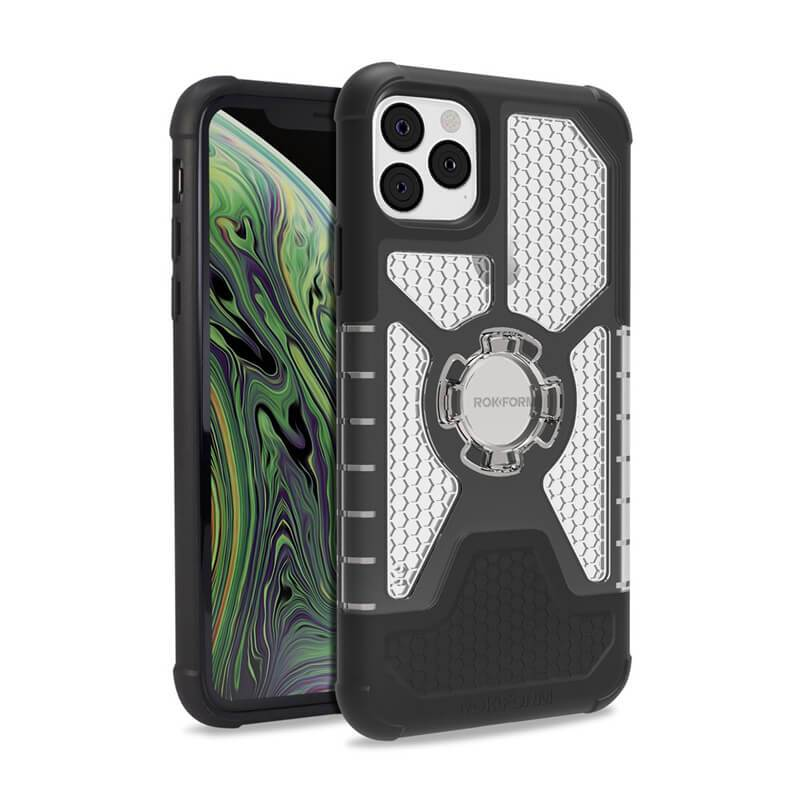 iPhone 11 Pro Max Crystal  -  Carbon Clear