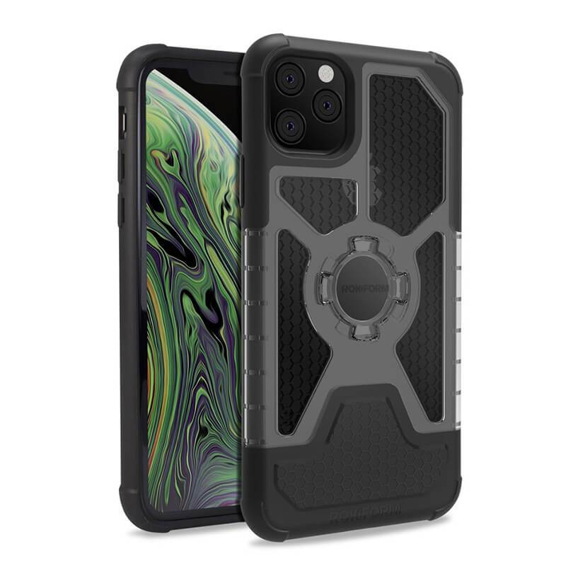 iPhone 11 Pro Max Crystal  -  Carbon Black