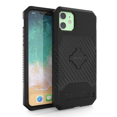 Rugged Case - iPhone 11 Black