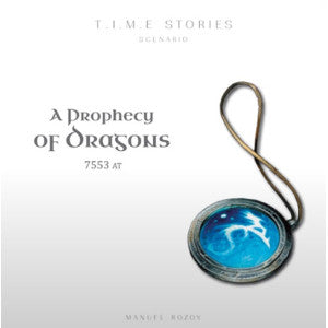 T.I.M.E. Stories: Prophecy Of Dragons (inglés)