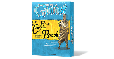 Oh My Goods! Huida a Canyon Brook