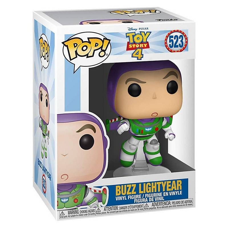 Figura POP TOY STORY 4 BUZZ LIGHTYEAR
