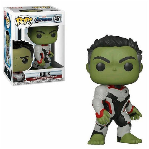 POP HULK AVENGERS ENDGAME MARVEL