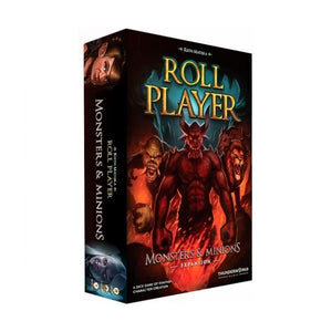 ROLL PLAYER EXPANSION MONSTRUOS Y SECUACES
