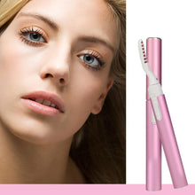 Load image into Gallery viewer, Beauty Electric Heated Eyelash Curler Pen