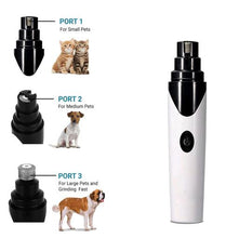 Load image into Gallery viewer, Electric Dog Nail Grinder