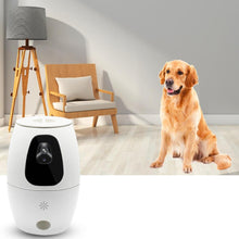 Load image into Gallery viewer, 720P Dog Camera Treat Dispenser & Pet Feeder