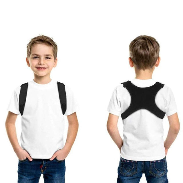 Adjustable Back and Shoulder Posture Corrector Brace