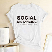 Load image into Gallery viewer, SOCIAL DISTANCING SHIRT