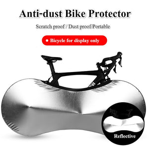 Bicycle Anti-dust Wheels Frame Cover